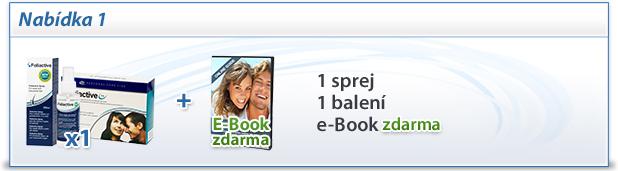 foliactive Pack: 1 foliactive Pills + 1 foliactive Pack + e-book zdarma.