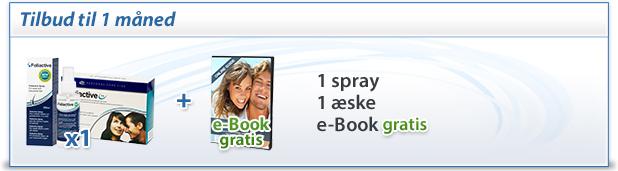 foliactive Pack: 1 foliactive Pills + 1 foliactive Pack + e-book gratis.
